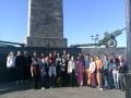 Сотрудники факультета биологии и химии побывали на экскурсии в Керчи