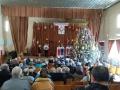Благотворительный концерт для престарелых и инвалидов