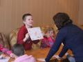 Студенты и преподаватели вместе с ребятами рисовали, помогали освоить навыки самопрезентации