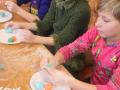 """Но больше всего удовольствия ребята получили от участия в мастер-классе - """"Праздничное печенье""""."""