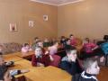 Студенты факультета психологии Таврической академии и физико-технического института побывали в гостях у детей Лозовской школы-интерната на старый-новый год
