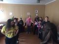 Подарки малышам Лозовской школы-интерната